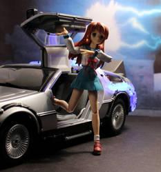 Mikuru To The Future by AnimatorAR