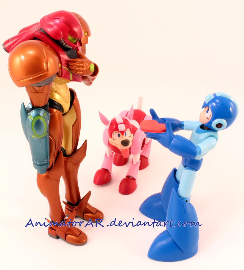 Mega Valentine Gift by AnimatorAR