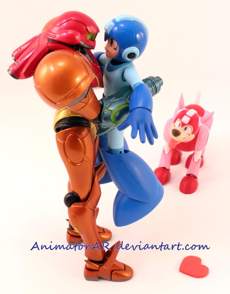 Mega Valentine Hug by AnimatorAR