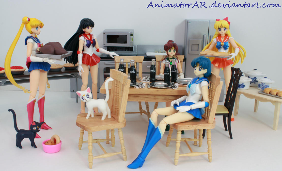 Sailor Thanksgiving by AnimatorAR