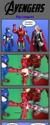 Big Leagues by AnimatorAR
