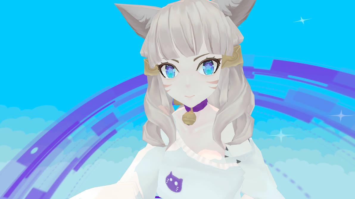My VRChat Avatar by AnimatorAR on DeviantArt