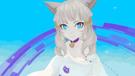 My VRChat Avatar by AnimatorAR