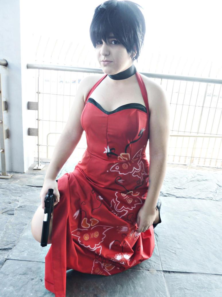 Resident Evil 4 - Ada Wong by LizzySmiles