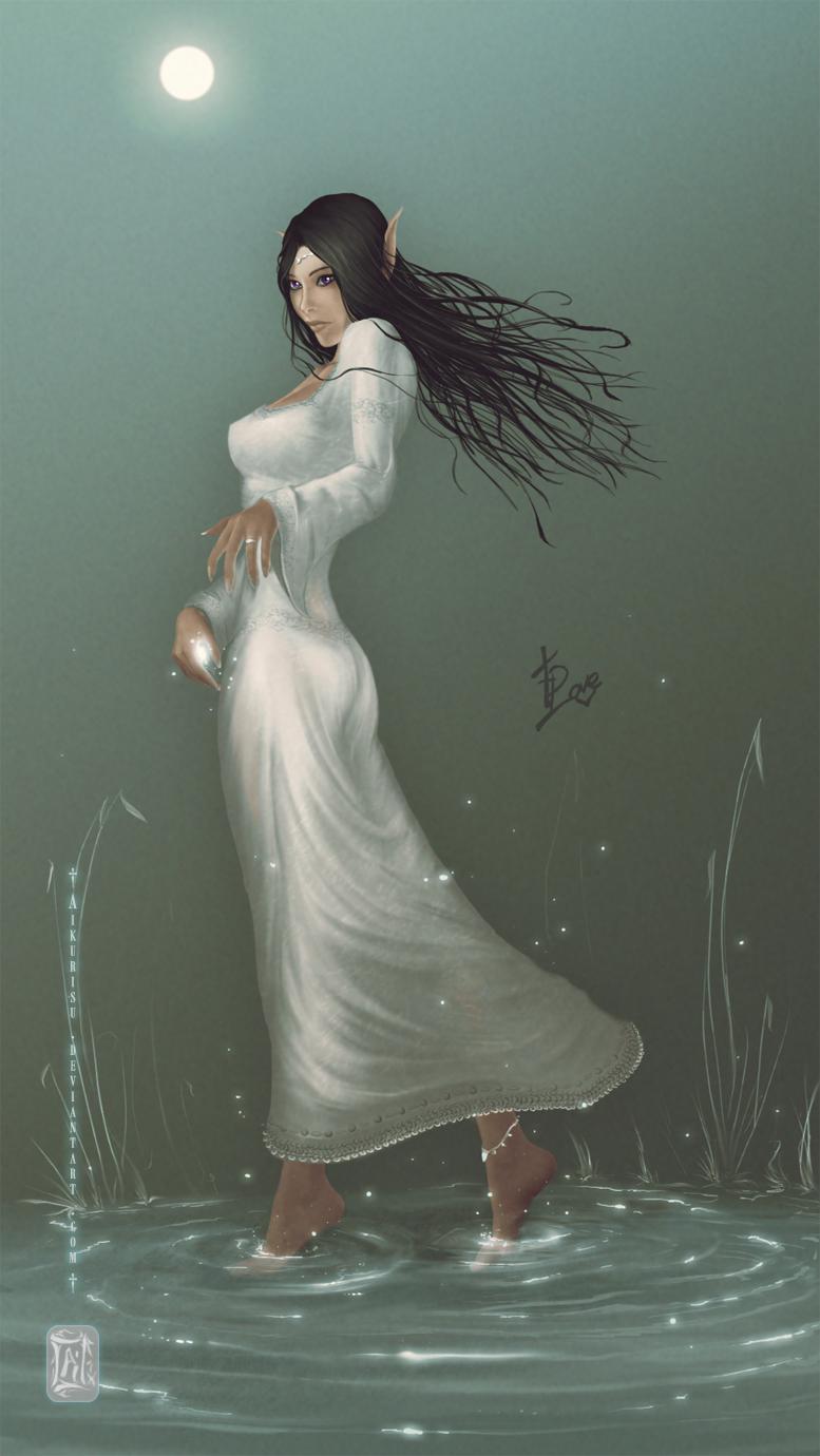 Nelri Concept - VII by Aikurisu