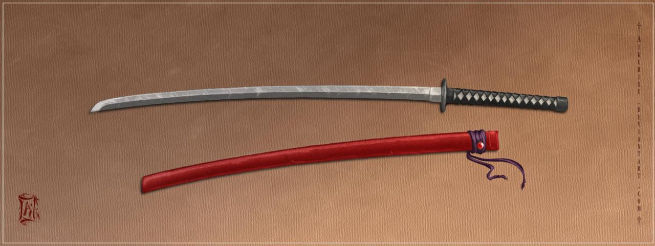 Jubei S Blade By Aikurisu On Deviantart