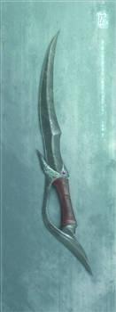 Sinaa's Dagger by Aikurisu