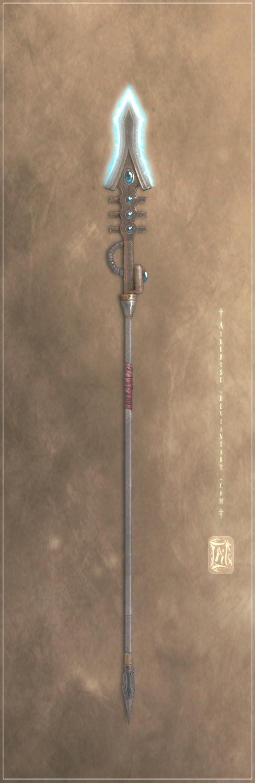 Eldar Blade Concept - II by Aikurisu