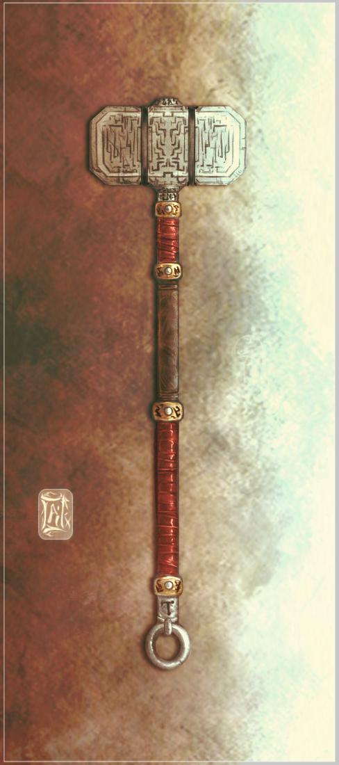 Livre VI: Les Elus mais qui sont ils? Thronebreaker_by_Aikurisu