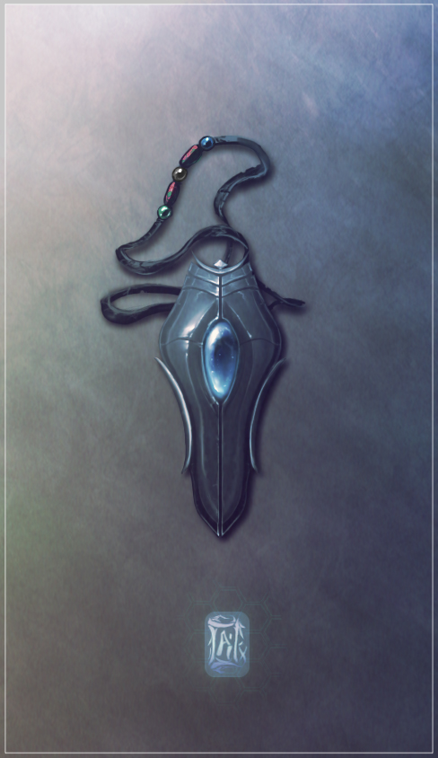 Furcas - The Chamber, a Hero's worth Nim__s_pendant_by_aikurisu