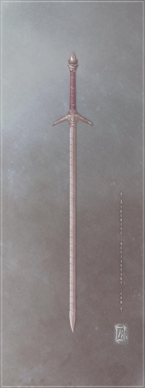 Kaden's Blade by Aikurisu