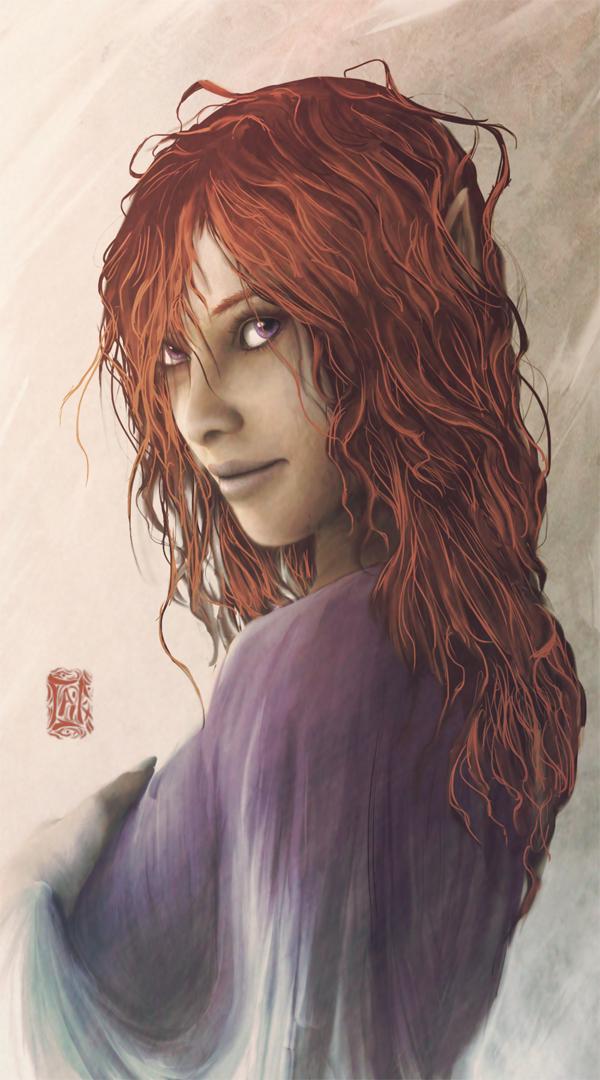 Tao - Portrait by Aikurisu