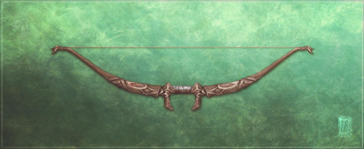 Kyreth's Bow by Aikurisu