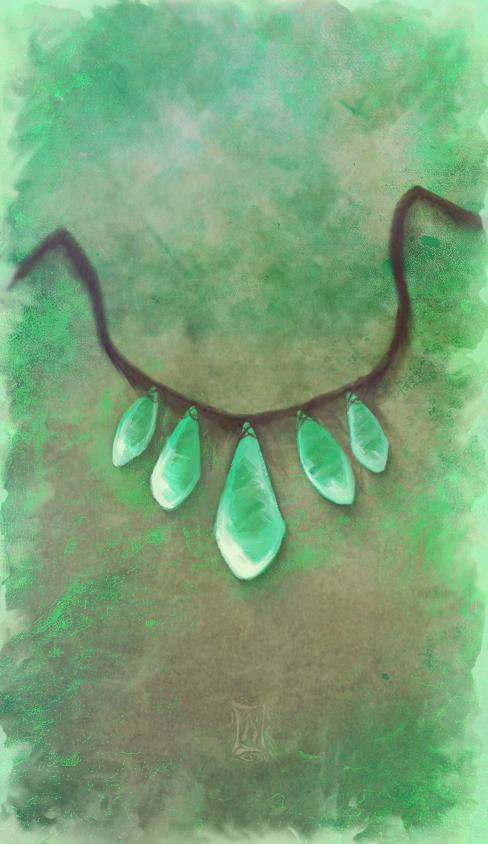 Zuri's Necklace by Aikurisu