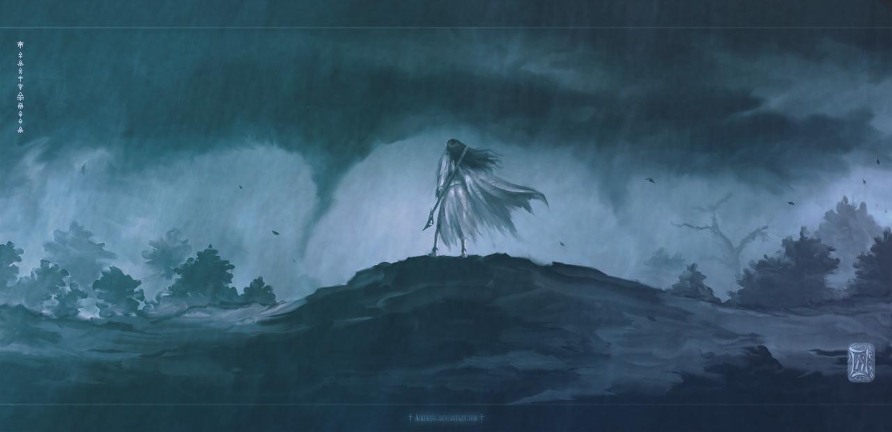 Coming Storm by Aikurisu