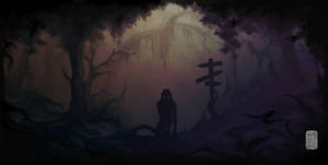 Shadowspawn by Aikurisu