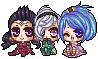 Aion Charas by cinnibites