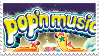 pop'n music stamp by dragoon--fruiit