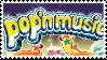 pop'n music stamp by dragoon--fruiit
