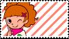 pop'n music 13 rie-chan stamp by dragoon--fruiit