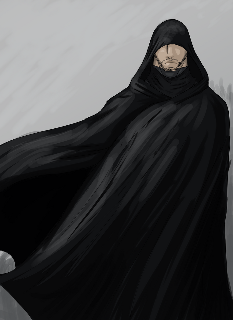 .:Dark Cloak:. by ANimeMOrganMAnga