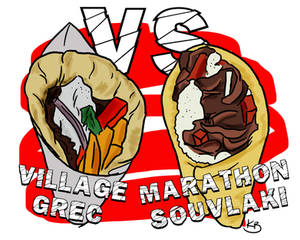 Who's got the best gyros?