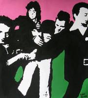 The Clash by iheartmanga