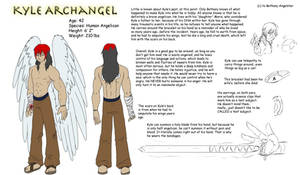Kyle Archangel - The Real