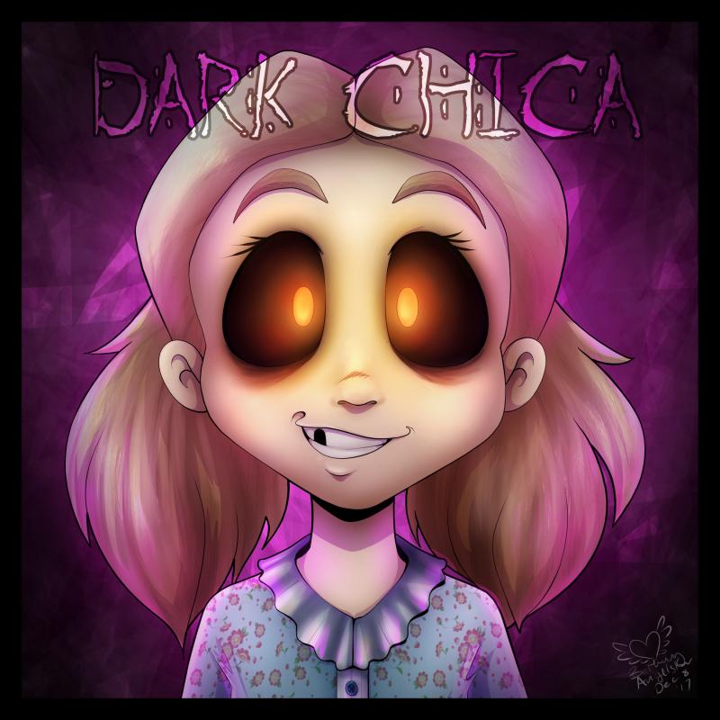 Evil Chica by BethanyAngelstar