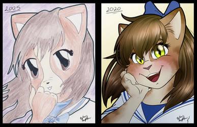 Neko Girl - 15 Years Later