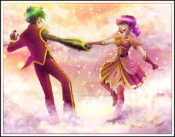 Ethwin and Sheiko Dancing