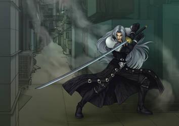 Sephiroth (2020) by LAN0RA
