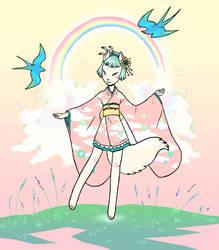 kitsune princess