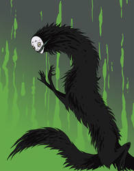 mister spookyface