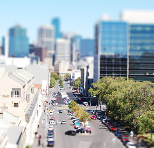 Mini Melbourne by finner