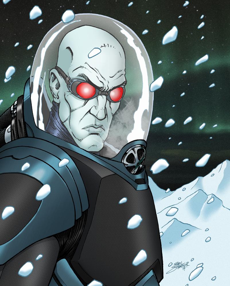 Freeze by BenSteamroller