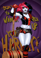 Rev Up Your Harley