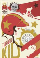 Turbo Kid by Jurassickevin