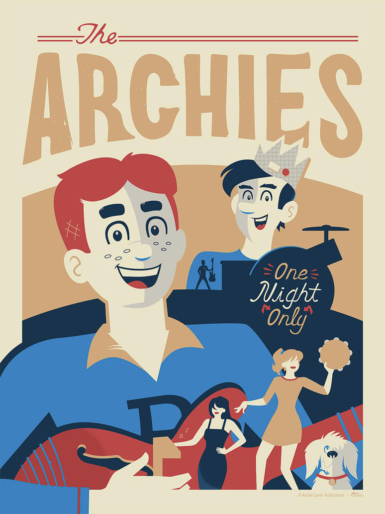 Archie: Live From Riverdale by Jurassickevin