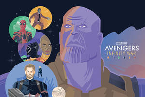 Avengers: Infinity War (Worlds Collide) by Jurassickevin