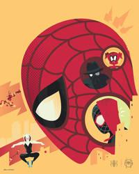 Spider-Man: Into the Spider-Verse (Peter Parker) by Jurassickevin