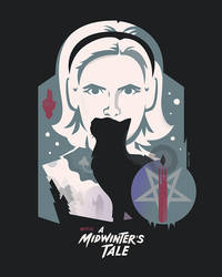 Chilling Adventures of Sabrina: A Midwinter's Tale by Jurassickevin