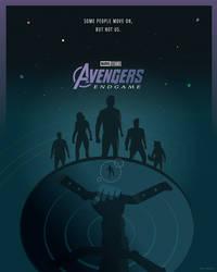 Avengers: Endgame by Jurassickevin
