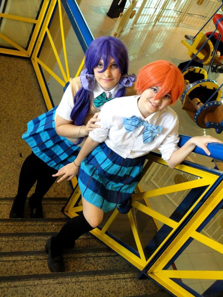 Nozomi Tojo- School Uniform by SweetAbril