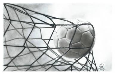 Goal ! by MegaAlexArt