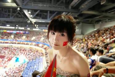 Lovely China Girl-Ren by PaRen