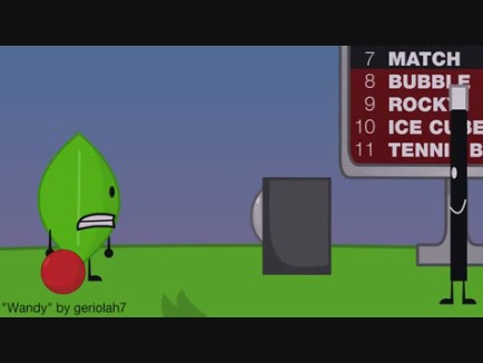 My character in BFDI by Geriolah7 on DeviantArt