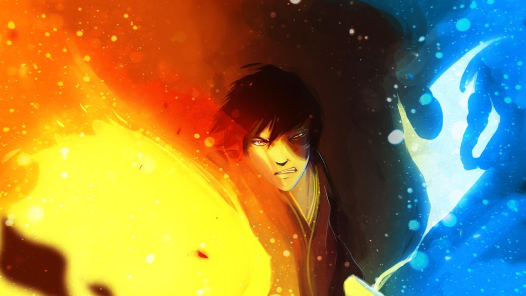 Last Agni Kai by like-a-bocchan