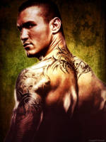 Simply dark Orton by RKO-RULES