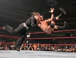 RKO on Jeff Hardy by RKO-RULES